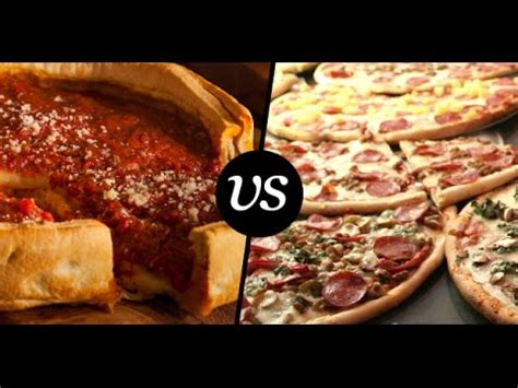 New York (5 Points) Vs Chicago (312)  Pizza Wars Youtube