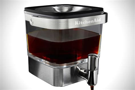 cold brew coffee maker kitchenaid cold brew coffee maker hiconsumption