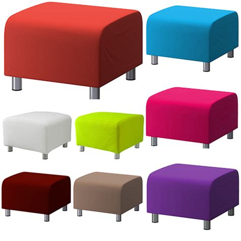 Coperture Divani Ikea by Personalizzato Copertura Per Ikea Klippan Poggiapiedi 100