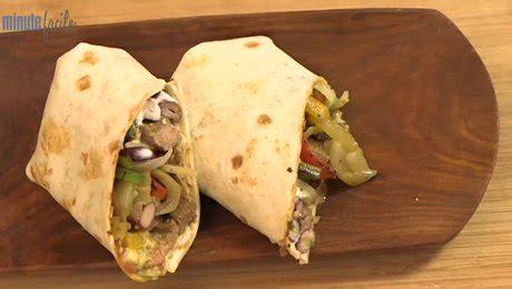 minutefacile com cuisine recette des burritos minutefacile com