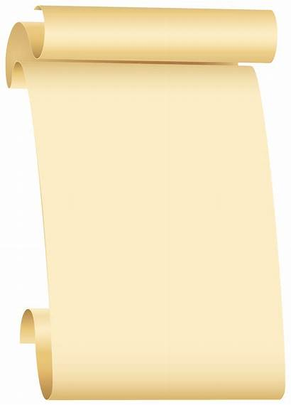 Scroll Clipart Scrolls Pergaminos Transparent Yopriceville Previous