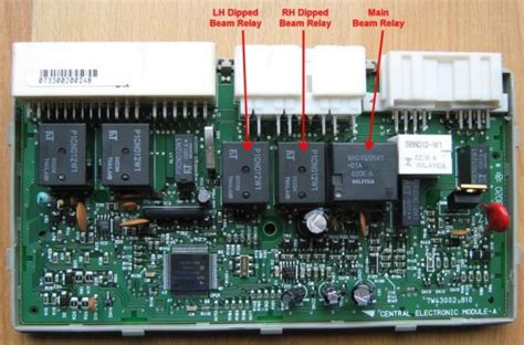 beam head lights  working page