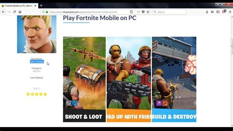 play fortnite mobile  pc full explanation