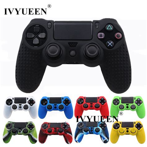 Ivyueen Studded Silicone Rubber Cover Skin Case For Sony