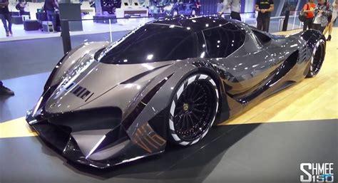 devel sixteen prototype devel motors brings 5 000 hp sixteen hypercar concept to