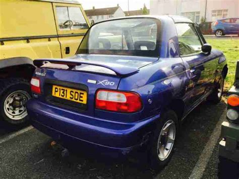 how do cars engines work 1996 suzuki x 90 electronic throttle control suzuki 1996 x 90 t top 4wd blue 1 6 car for sale
