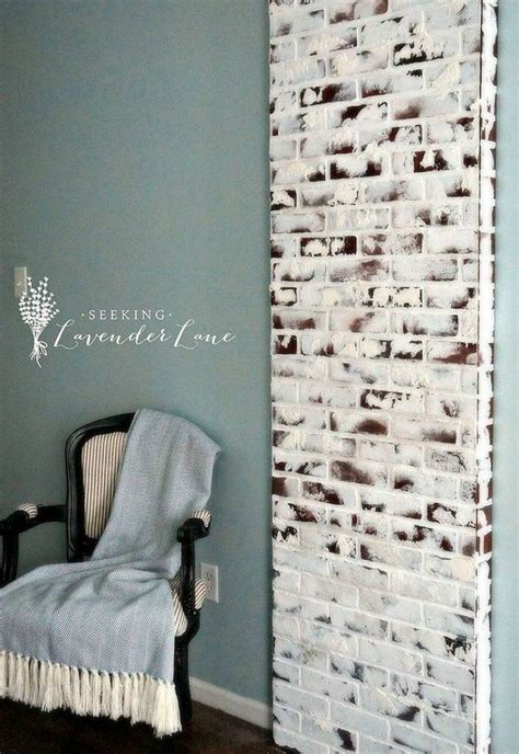 copying  amazing brick paneling ideas