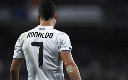 Ronaldo Cristiano Wallpapers Cr Cr7 Madrid Messi