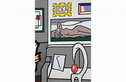 Smithsonian Lichtenstein Roy 1993 Idea Estate