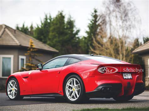 Beautiful ferrari f12 berlinetta 70th. 2017 Ferrari F12 Berlinetta 70th Anniversary   Amelia Island 2018   RM Sotheby's