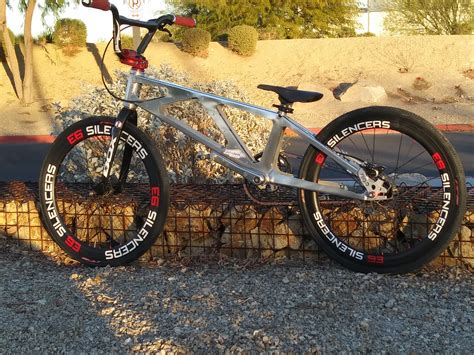 Jayhawk Custom Bmx Racing Build