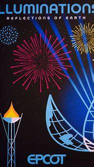 Disney EPCOT Illuminations - 0332 in 2020 | Retro disney ...