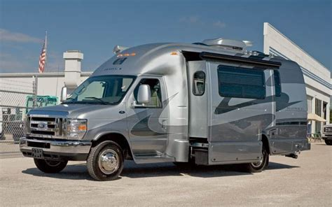 little motorhomes may be the perfect fit class b motorhomes buyers 39 guide truck trend