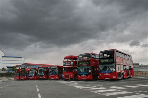In Pictures West Ham Bus Garage  London Reconnections