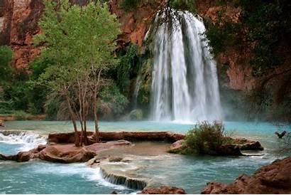 Havasu Falls Canyon Grand Tourism Havasupai Arizona