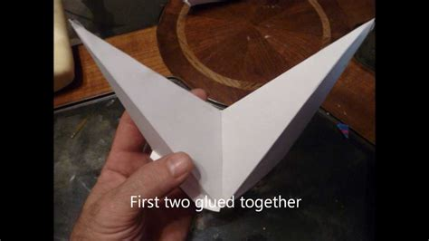 make your own 3d christmas tree topper youtube