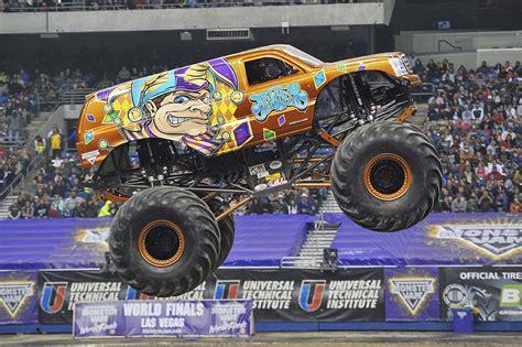 all monster trucks in monster trucks monster jam