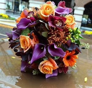 18 beautiful wedding bouquet designs for fall pretty designs