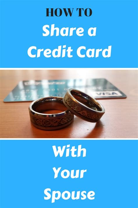 Authorized users can make purchases, and a few card issuers let authorized users redeem rewards. How to Share a Credit Card with Your Spouse | Poorer Than You