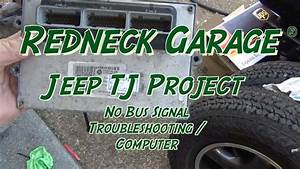 Jeep Wrangler Tj Project - No Bus Issue