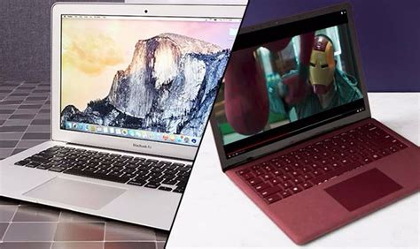 surface laptop vs macbook air why microsoft beats apple