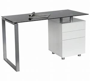 Schreibtisch Weiß Schwarz : schreibtisch schwarz silberfarben wei online kaufen xxxlshop ~ Buech-reservation.com Haus und Dekorationen