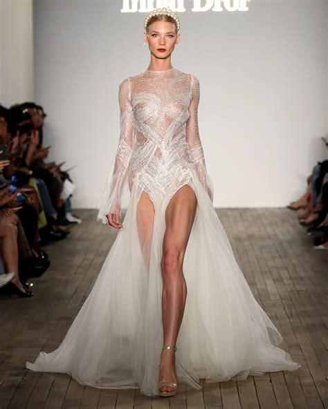 Inbal Dror Fall 2019 Wedding Dress Collection Martha
