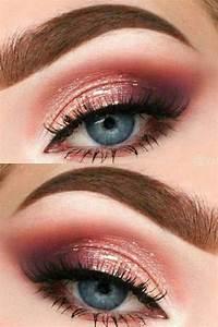 30 Makeup Tips for Blue Eyes 2017  herinterestcom