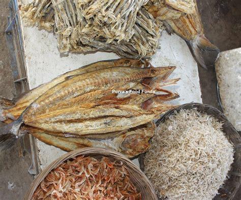 food funda types  dried dry fish dried shrimp