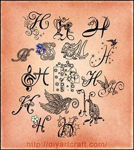 #lettering #H #tattoo | imaginative typography | Pinterest ...