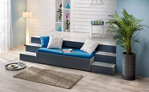 Comme On Fait Son Lit On Se Couche : fabriquer soi m me des meubles de chambre avec hornbach ~ Melissatoandfro.com Idées de Décoration