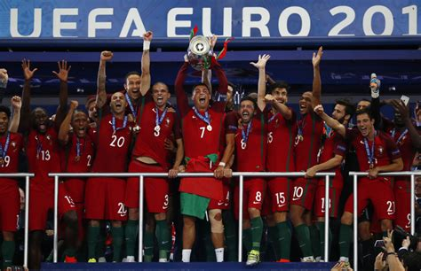 The uefa european championship brings europe's top national teams together; Portugal stuns host France to win Euro 2016 | Toronto Star