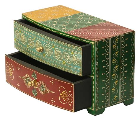 wholesale 9 wooden jewelry box in bulk source jewelry box trinket box decorated with 2
