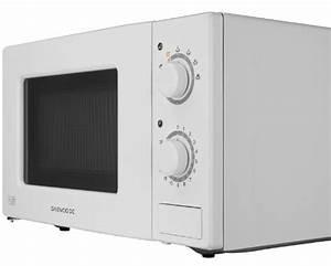 Daewoo 20 Litre Manual 700w Microwave  U2013 Clearance Product