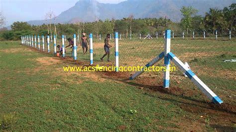 tata fencing contractors  karaikal sirkazhi