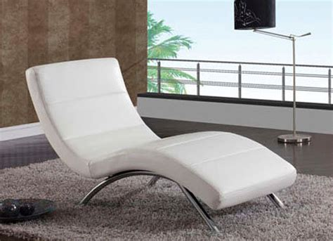 White Lounge Chair For Bedroom by 20 Chaise Lounge Chairs For Your Bedrooms Home