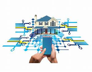 Bestes Smart Home : the internet of things iot for a smart home in iot ~ Michelbontemps.com Haus und Dekorationen