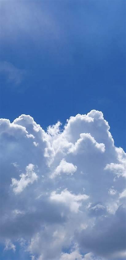 Sky Clouds Iphone Background 4k Galaxy Samsung