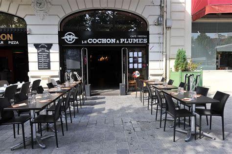 restaurant cote cuisine reims le cochon a plumes reims