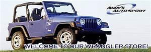 Jeep Wrangler Parts  Wrangler Jeep Parts