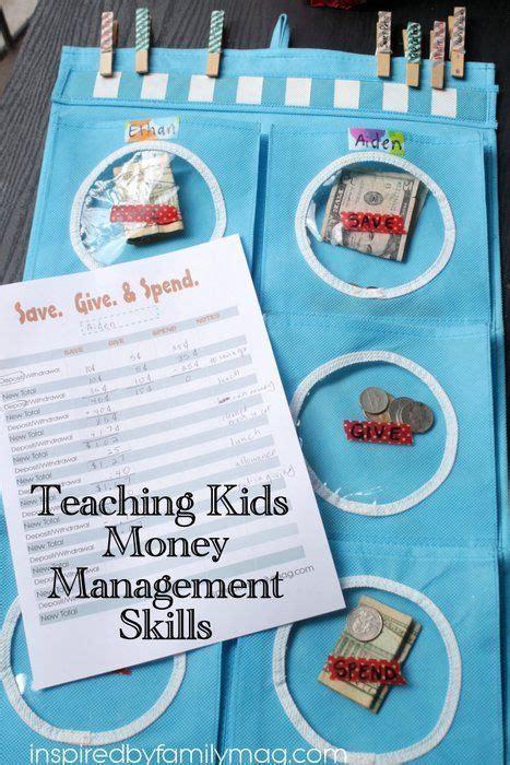 Work Ethic Money Management And Teaching Kids On Pinterest