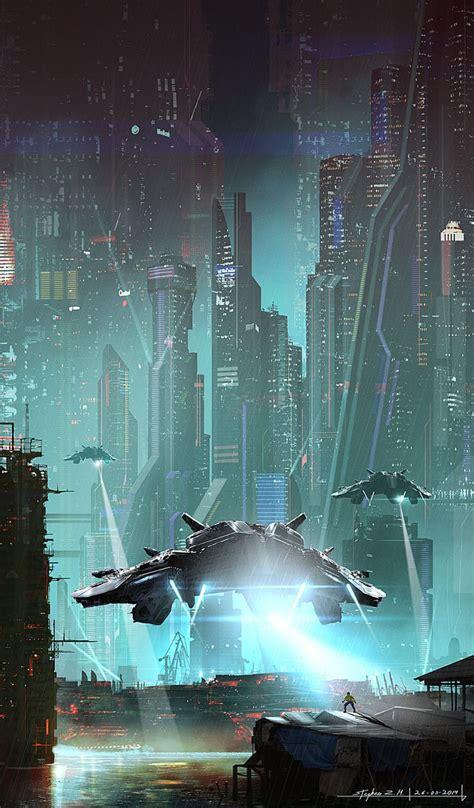 sci fi art  inspirations  magic art world