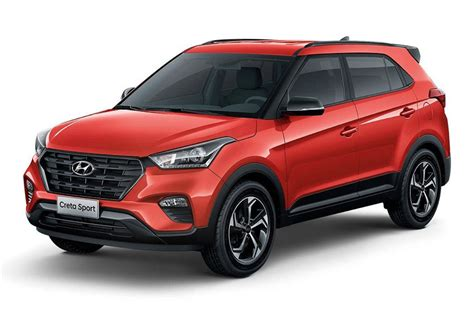 2019 Hyundai Creta Sport Is Hot! Makes Us Wanting In India