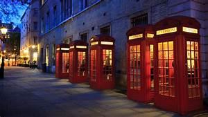 Red Telephone Box London 835893