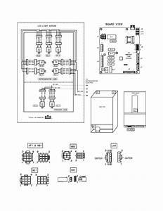 Kenmore 25370413417 Refrigerator Parts