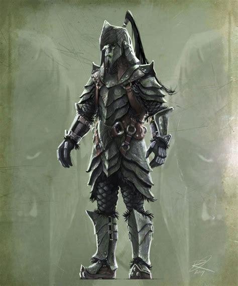 Orc Armor From The Elder Scrolls V Skyrim Personally I