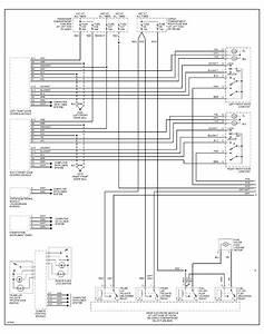 Volvo S60 Window Wiring Diagram