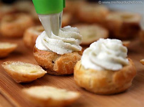 recette canapes pour aperitif mousse pour canape aperitif