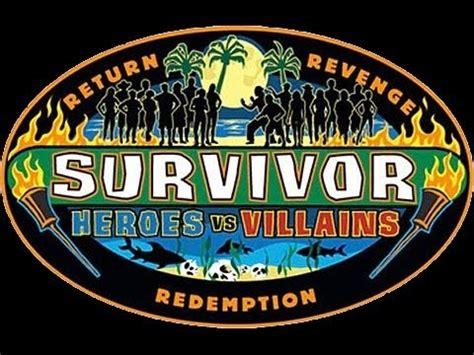 Survivor Heroes vs Villains 2 Intro - YouTube