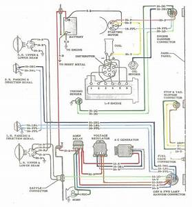 1965-1966 Gmc Truck Wiring Questions - The 1947